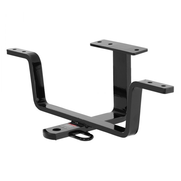 CURT® - Class 1 Concealed Black Trailer Hitch with Fixed Draw Bar