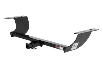 CURT® - Class 2 Trailer Hitch with Receiver Opening