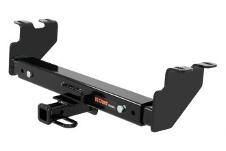 CURT® - Class 2 Multi-Fit Trailer Hitch with Receiver Opening