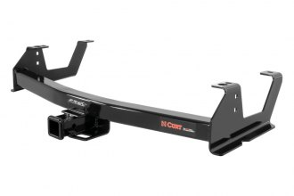 CURT® - Trailer Hitch with Receiver Opening