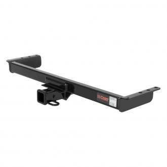 CURT® - Class 3 Concealed Black Trailer Hitch with Receiver Opening (5000/500 Weight Capacity)