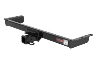 CURT® 13223 - Class 3 Concealed Black Trailer Hitch with Receiver Opening (5000/500 Weight Capacity)