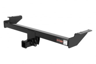 CURT® 13559 - Class 3 Concealed Black Trailer Hitch with Receiver Opening (3500/350 Weight Capacity)