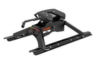CURT® - Q16 Series 5th Wheel Hitch with Rails
