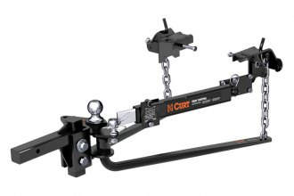 CURT® - Round Bar Weight Distribution Complete Kit