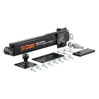 CURT® - Pin-Style Weight Distribution Complete Hitch Kit