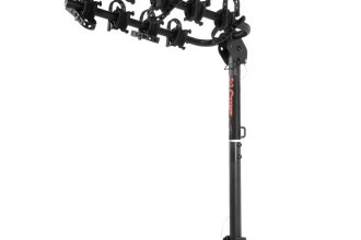 CURT® - Extendable Hitch Mounted Bike Rack for 2 or 4 Bikes