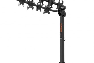 CURT® - Hitch Mounted Bike Rack for 4 Bikes