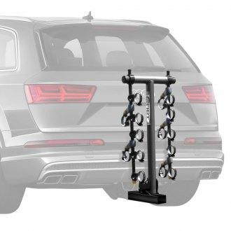 CURT® - Pro Series 4-Bike Hitch Mounted Rack