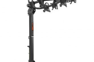 CURT® - Premium Hitch Mounted Bike Rack for 4 Bikes