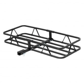"CURT® - Basket Cargo Carrier with Fixed Shank for 1-1/4"" & 2"" Receivers"