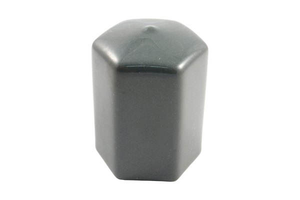 "CURT® - Charcoal Plastic Ball Cover for 1-7/8"" or 2"" Balls"