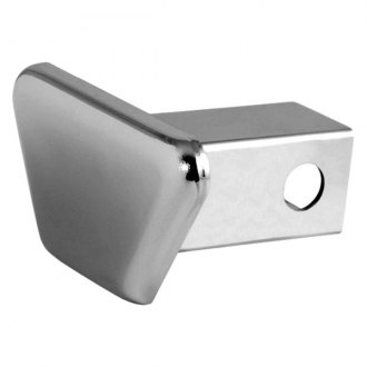 "CURT® - Chrome Tube Cover with 1-1/4"" Receiver Opening"