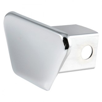 "CURT® - Chrome Steel Hitch Receiver Tube Cover for 2"" Receivers"