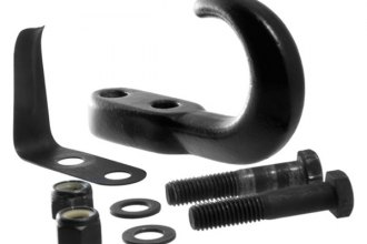 CURT® - Black Tow Hook (With Hardware)
