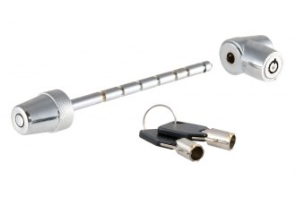 CURT® - Adjustable Stainless Steel Coupler Lock