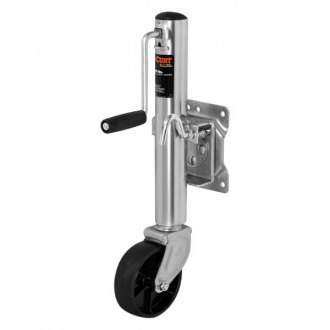 CURT® - Bolt-On Marine Swivel Jack