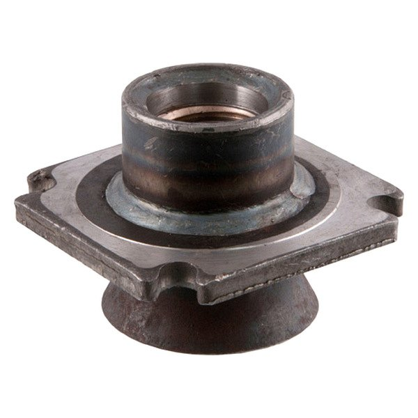 Universal Jack Nut : Curt lifting nut for direct weld square jack