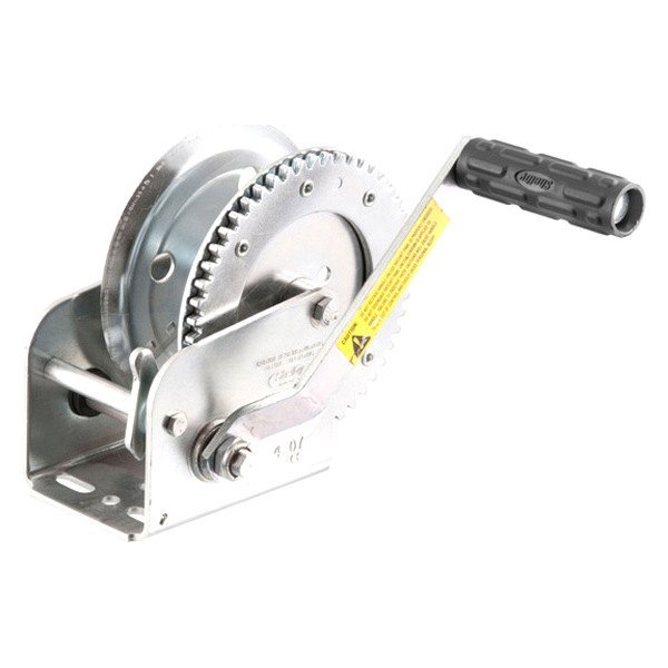 CURT® - Winch With Broached Pinion Shaft