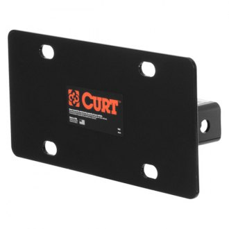 "CURT® - License Plate Holder for 2"" Receivers"