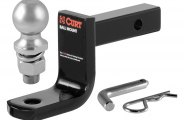 "CURT® - Class 2 3-1/4"" Drop Ball Mount for 1-1/4"" Receivers"