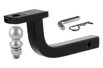 "CURT®  -  Class 1/2 No Drop Ball Mount for 1-1/4"" Receivers"