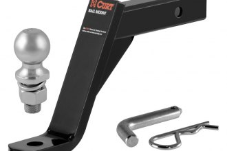 "CURT® - Class 3 8"" Drop Ball Mount for 2"" Receivers"