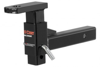"CURT® 45812 - Class 3 7-1/4"" Drop Adjustable Ball Mount for 2"" Receivers"