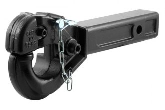 "CURT® 48004 - Forged Mount Pintle Hook for 2"" Receivers (20000 lbs Capacity)"
