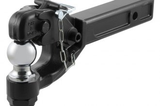 "CURT® - Forged Shank Combo Pintle for 2"" Receivers"