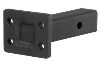 "CURT® - Adjustable Pintle Mount for 2"" Receivers"