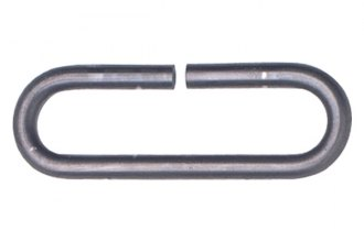 CURT® - Raw Weld-On Safety Chain Loop