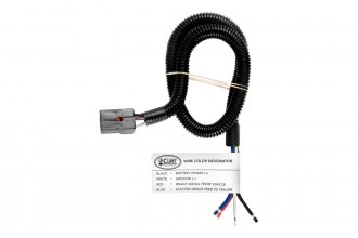 CURT® - OEM Brake Control Harness Bulk without Quick Plug