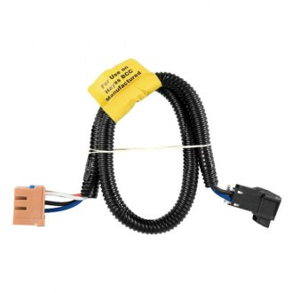 CURT® - Brake Control Harness with Quick Plug