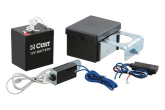 CURT® - Soft-Trac II Breakaway System with Charger