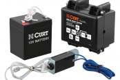 CURT® - Soft-Trac I Lockable Breakaway System without Charger