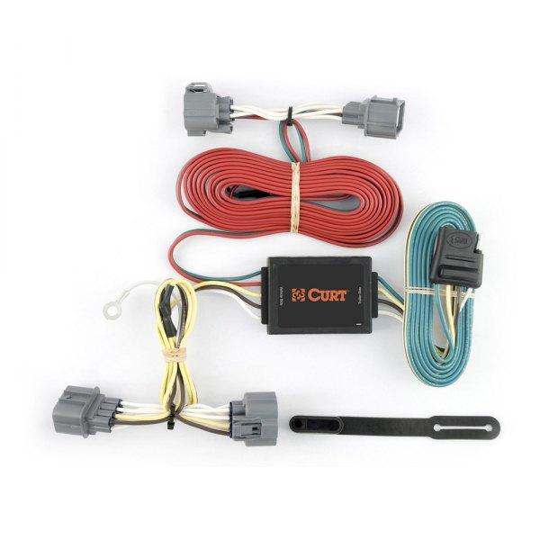 curt 174 55585 honda ridgeline 2013 t connector