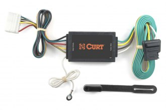 CURT® 56038 - 3 Wire T-Connector (with 3-Wire System with Powered Converter)