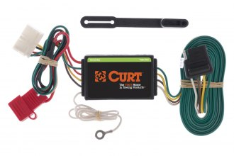 CURT® 56118 - 3 Wire T-Connector (with 3-Wire System with Powered Converter)
