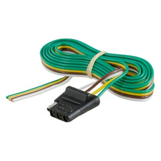CURT® - Flat Wiring Connector