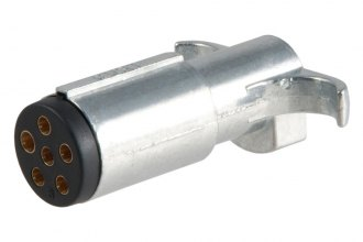 CURT® - 6-Way Round Wiring Connector