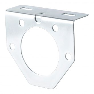 CURT® - Wire Connector Bracket Zinc with Car End