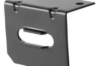 CURT® - Trailer Brake Control 4-Flat Bracket