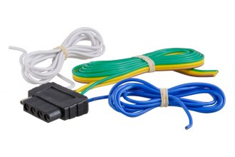 "CURT® - 60"" 5-Way Flat Bonded Connector"