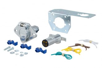 CURT® - Connector Kit with Bracket