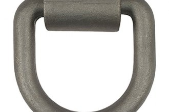 "CURT® - 5/8"" Forged Raw D-Ring 18000 lbs Capacity"