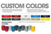CURT® - Custom Colors