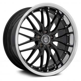 CURVA® - C3 Black with SS Lip
