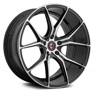 CURVA® - C42 Black with Machined Face