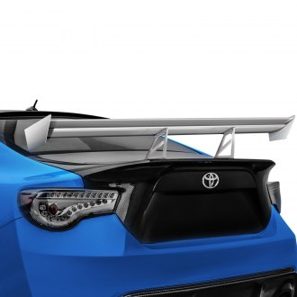 Cusco® - Adjustable GT Wing Spoiler (Unpainted)